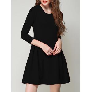 Short Casual Slimming Dress