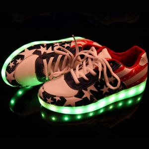 Luminous Led Shoes Sneakers -