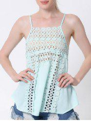 Lace Cami Tank Top