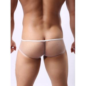 Perspective Ultrathin Mesh Trunks For Men -