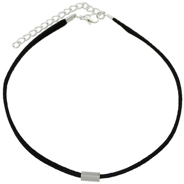New Punk Style Rectangle Bar Choker Necklace