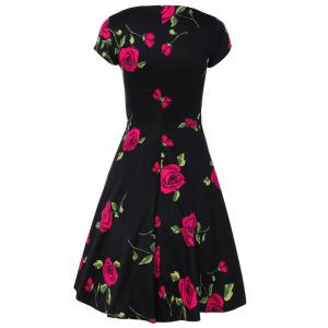 Forever Love Rose Blossom Dress -