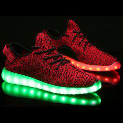 Lights Up Luminous Led Shoes