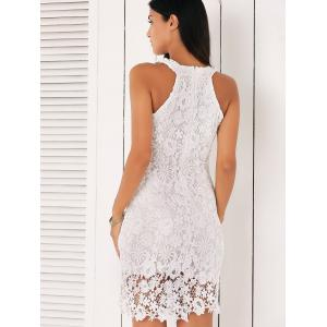 Tight Lace Bodycon Dress -