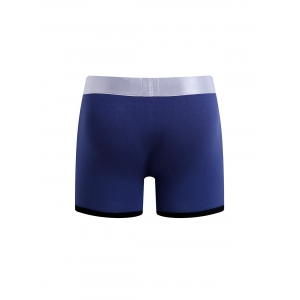 Cherlamode (Three Color) 3PCS U Pouch Design Band Boxer Shorts For Men - COLORMIX XL