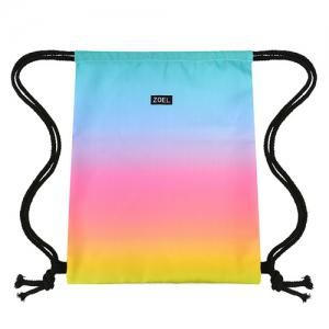 Casual Drawstring and Gradient Color Design Backpack For Women -