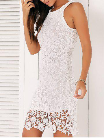 Hot Tight Lace Bodycon Dress