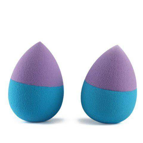 Buy Water Drop Shape Dual-Use Dry and Wet Makeup Sponge - COLORMIX  Mobile