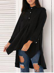 Stylish Asymmetrical Swing Shirt