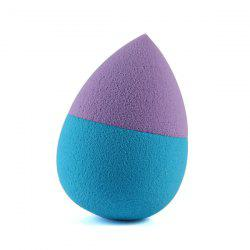 Water Drop Shape Dual-Use Dry and Wet Makeup Sponge - COLORMIX
