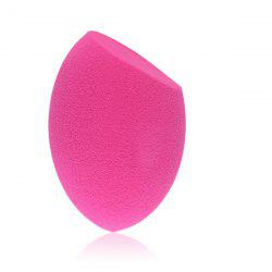 Bevel Cut Egg Shape Water Swelling Makeup Sponge - ROSE MADDER
