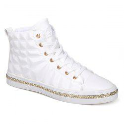 Chains Embossed Sneakers -