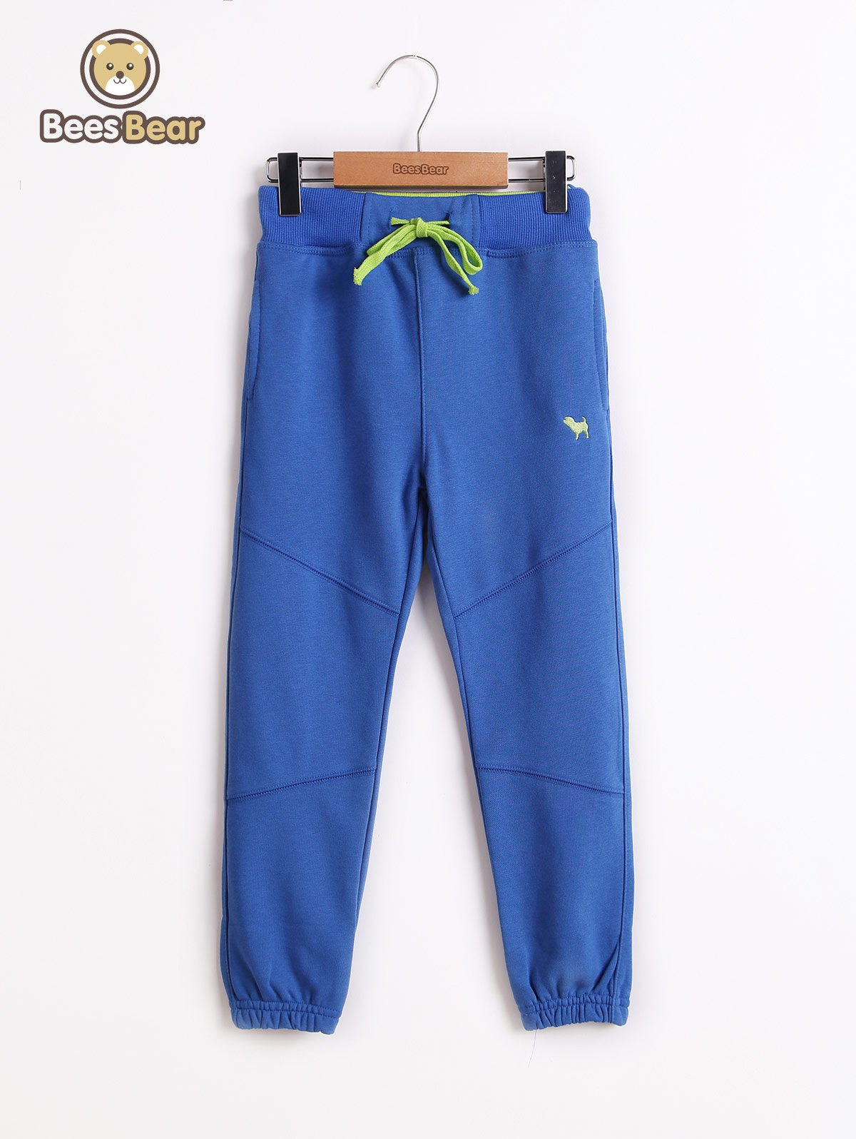 Outfit Drawstring Waist Pocket Design Boy's Sweatpants