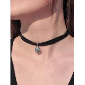 Punk Style PU Leather Choker -