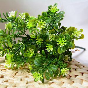 A Bunch of Small Leaf Plant Artificial Flower -