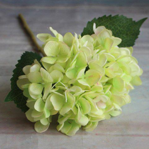 Best A Bouquet of Wedding Party Hydrangea Artificial Flower