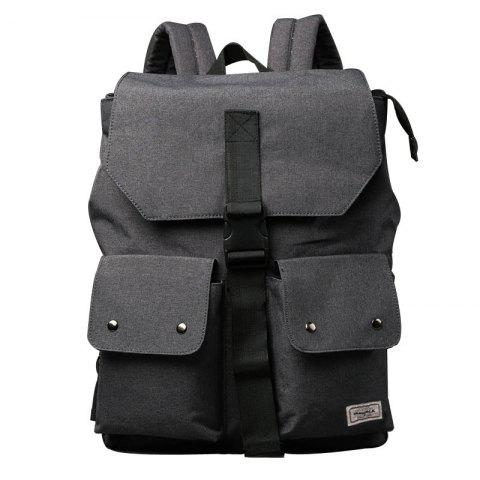 Best Casual Pocket and Canvas Design Backpack For Men