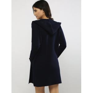 Hooded All-Matched Reversible Coat -