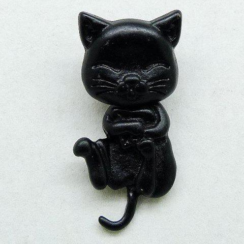 Fashion 1PCS Cat Shape Piercing Stud Earring