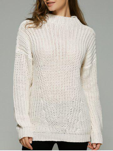 Shop Hollow Out Crochet Sweater