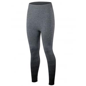 Gradient Color Sport Running Leggings