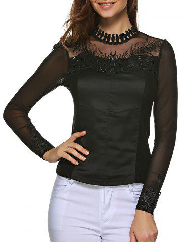 Shop Embroidered Pullover T Shirt