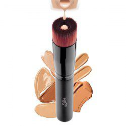 Concave Fiber Liquid Foundation Brush -
