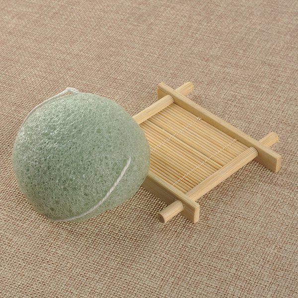 Hot Semisphere Facial Cleansing Sponge