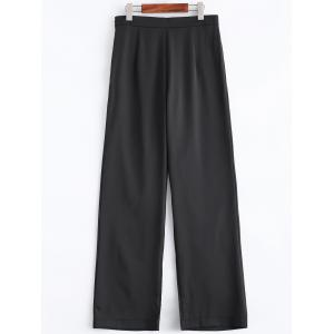 Business Suit High Waist Boot Cut Pants