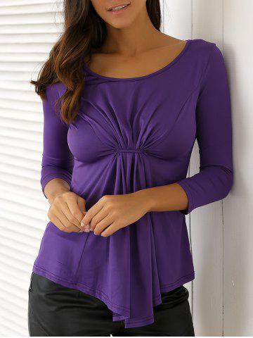 Outfits Casual Twist Blouse