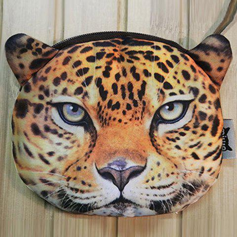 Outfits 3D Animal Coin Bagse - LEOPARD  Mobile