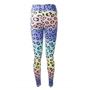 Colorful actifs Leggings Imprimer -