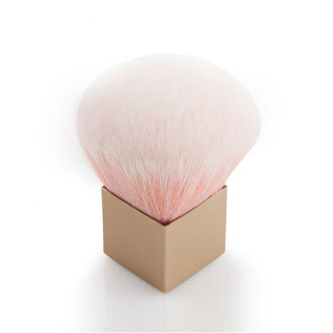 Unique Square Tube Nylon Kabuki Brush