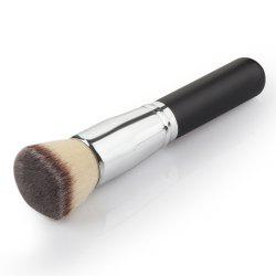 Goat Hair Flat Foundation Brush -