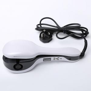 Magic Styling Tools LCD Display Adjustable Temperature Automatic Anion Hair Curler - White - Au Plug