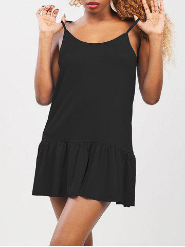 Buy Ruffled Drop Waist Summer Dress