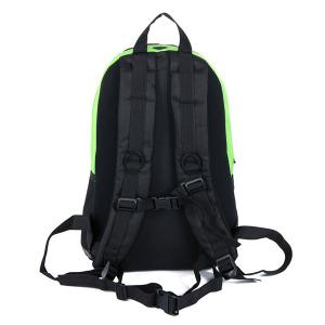 Nylon Cross Straps Letter Print Backpack -