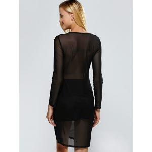 See-Through Club Dress -