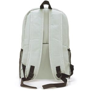 Casual Colour Splicing and Canvas Design Backpack For Men -