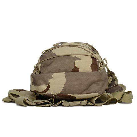 Discount Camouflage Print Mesh Splicing Backpack - CP CAMOUFLAGE  Mobile