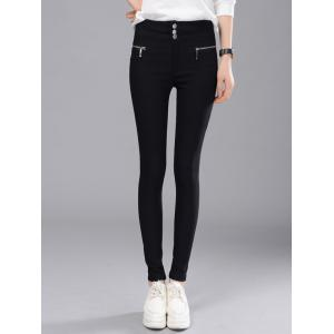 Slimming Skinny High Waisted Pencil Pants