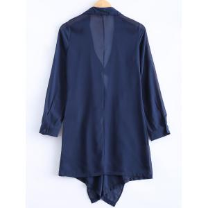Long Sleeve Sun Protection Chiffon Coat -