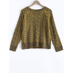Vintage Long Sleeve Pullover Sweater -