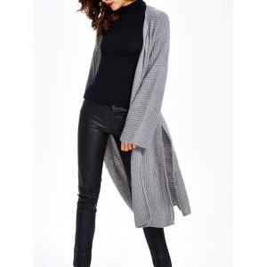 Long Sleeve Loose Cardigan -