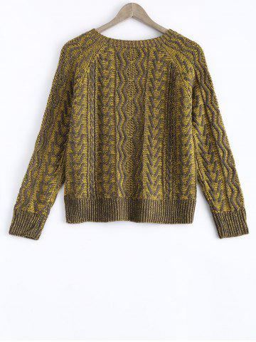 Unique Vintage Long Sleeve Pullover Sweater