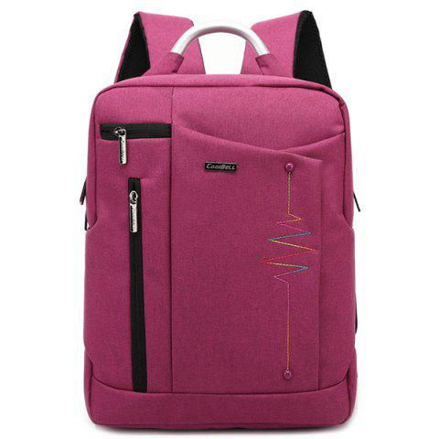 Broder Nylon Laptop Backpack