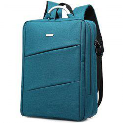 Nylon Laptop Backpack -
