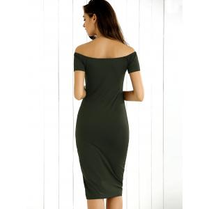 Furcal Skinny Dress -