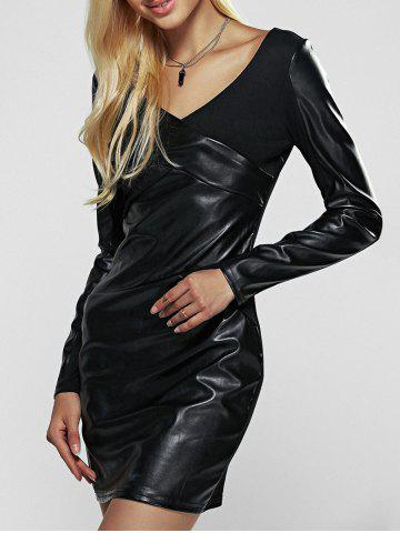 Long Sleeve Club Dress