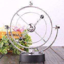 Desk Toy Planet Kinetic Mobile Electronic Perpetual Motion